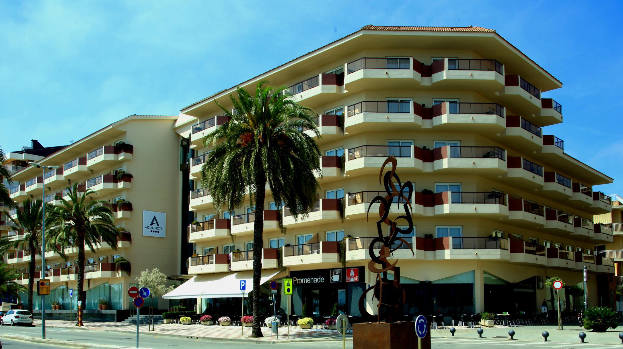 Aqua Hotel Promenade Costa Brava